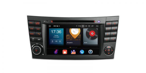 Mercedes-Benz | Verschiedene | Android 10 | Octa-Core | 4GB RAM & 64GB ROM | PBX70M211
