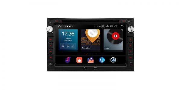 VW / SEAT / SKODA | Verschiedene | Android 10 | Octa-Core | 4GB RAM & 64GB ROM | PBX70MTW