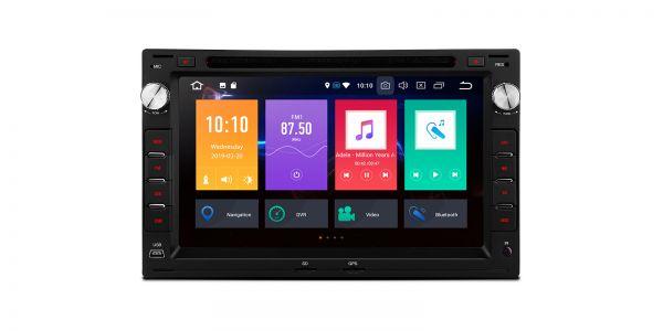 VW / SEAT / SKODA | Verschiedene | Android 9.0 | Octa-Core | 4GB RAM & 64GB ROM | PBX79MTW