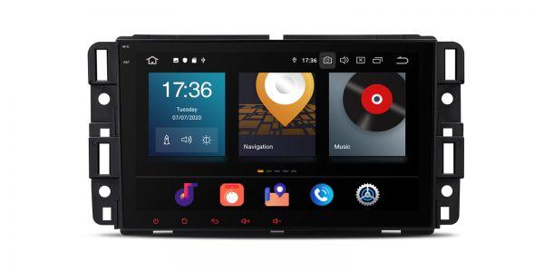 Chevrolet / Buick / GMC / HUMMER | Verschiedene | Android 10 | Octa-Core | 4GB RAM & 64GB ROM | PBX80JCCL