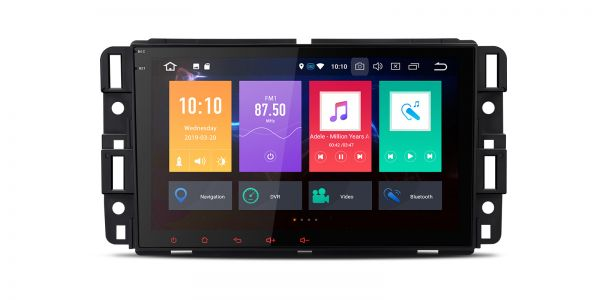 Chevrolet / Buick / GMC / HUMMER | Verschiedene | Android 9.0 | Octa-Core | 4GB RAM & 64GB ROM | PBX89JCCL