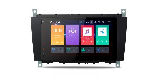 Mercedes-Benz | Verschiedene | Android 9.0 | Octa-Core | 4GB RAM & 64GB ROM | PBX89M209L