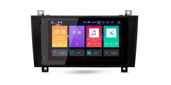 Mercedes-Benz | Verschiedene | Android 9.0 | Octa-Core | 4GB RAM & 64GB ROM | PBX89M350L
