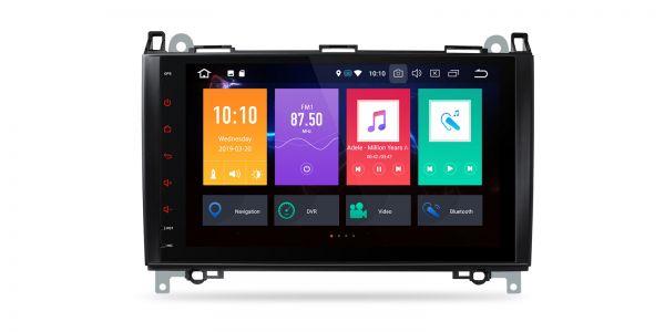Mercedes-Benz | Verschiedene | Android 9.0 | Octa-Core | 4GB RAM & 64GB ROM | PBX99M245L