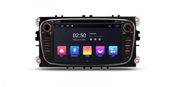 Ford | Verschiedene | Android 10 | Quad-Core |1GB RAM & 16GB ROM | PC70FSF-B