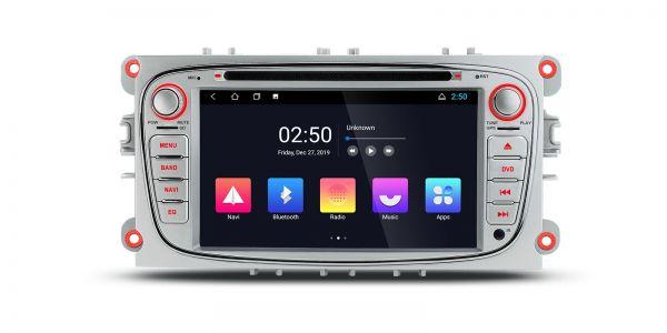 Ford | Verschiedene | Android 10 | Quad-Core | 1GB RAM & 16GB ROM | PC70FSF-S