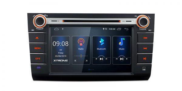 SUZUKI | Verschiedene | Integrierter DSP |Android 10 | 2GB RAM & 16GB ROM | PSD80SZK
