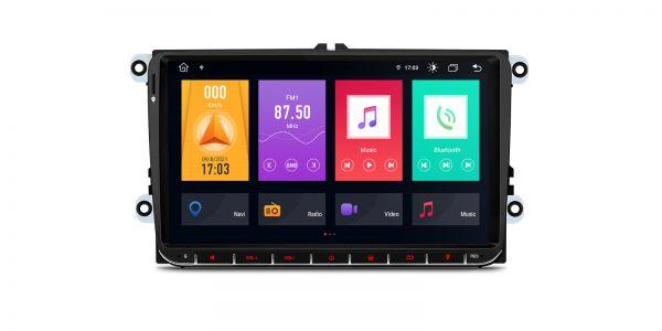 VW / Seat / Skoda |Android 10 | Octa Core | DDR4 Speicher |2GB RAM & 32GB ROM | PME90MTVL