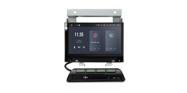 Land Rover | Freelander 2 | Android 10 | Hexa-Core | 4GB RAM & 64GB ROM | PQ70DLRL