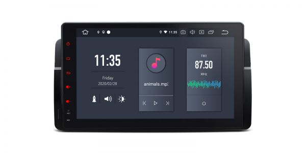 BMW / Rover / MG | Verschiedene | Android 10 | Hexa-Core | 4GB RAM & 64GB ROM |  PQ9046BL