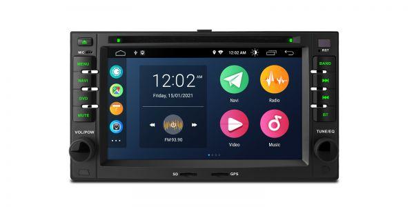 Kia | Verschiedene | Android 10 | Quad Core | 2GB RAM & 32GB ROM | PSA60UNK