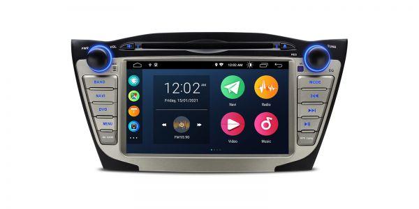 HYUNDAI | IX35/Tucson| Android 10 | Quad Core | 2GB RAM & 32GB ROM | PSA7035H