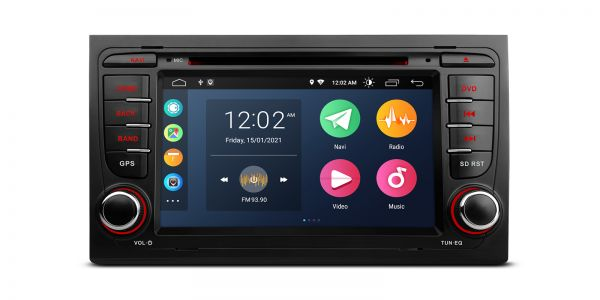 Audi | A4 / S4 / RS4 | Android 10 | Quad Core | 2GB RAM & 32GB ROM | PSA70AA4