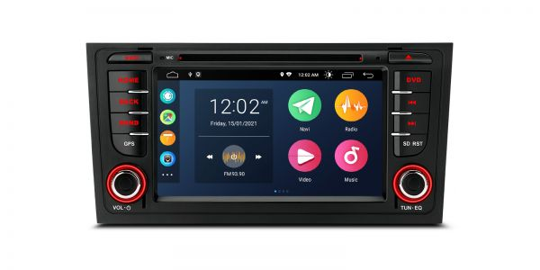 Audi |A6 / S6 / RS6 | Android 10 | Quad Core | 2GB RAM & 32GB ROM | PSA70AA6