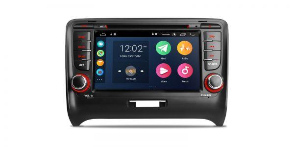 Audi | TT | Android 10 | Quad Core | 2GB RAM & 32GB ROM | PSA70ATT