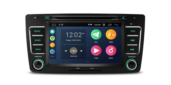 Skoda | Verschiedene | Android 10 | Quad Core | 2GB RAM & 32GB ROM | PSA70CTS