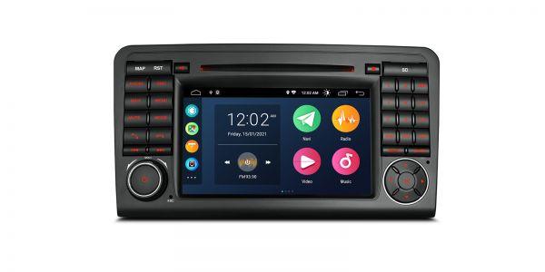 Mercedes| ML-Klasse/GL-Klasse | Android 10 | Quad Core | 2GB RAM & 32GB ROM | PSA70M164
