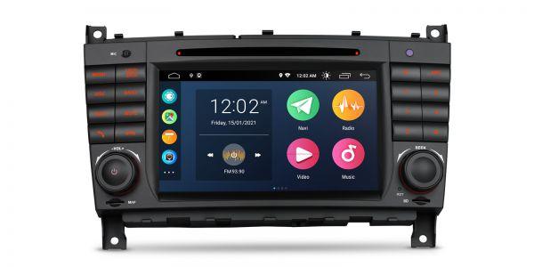 Mercedes| Verschiedene | Android 10 | Quad Core | 2GB RAM & 32GB ROM | PSA70M209