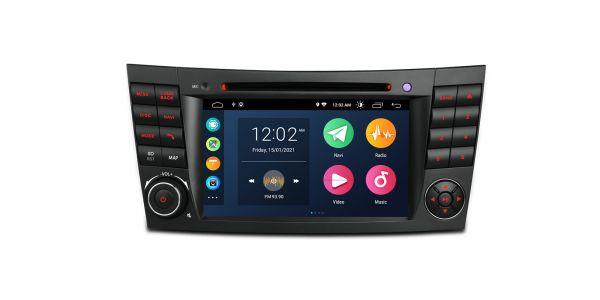 Mercedes-Benz | Verschiedene | Android 10 | Quad Core | 2GB RAM & 32GB ROM | PSA70M211