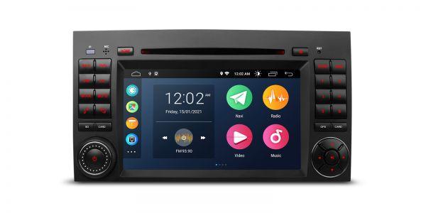 Mercedes| Various | Android 10 | Quad Core | 2GB RAM & 32GB ROM | PSA70M245
