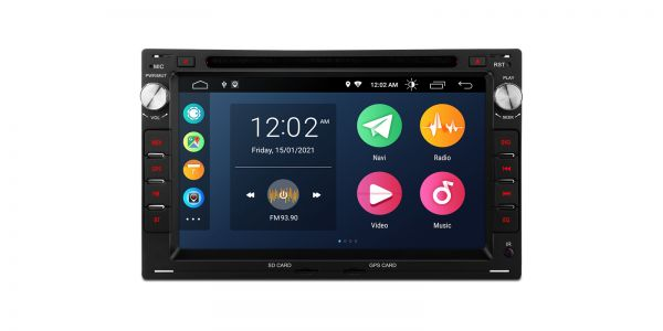 Volkswagen / Seat / Skoda | Verschiedenes | Android 10 | Quad Core | 2GB RAM & 32GB ROM | PSA70MTW