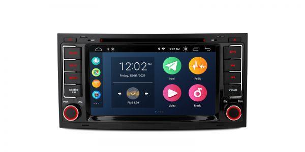 Volkswagen   Verschiedene   Android 10   Quad Core   2GB RAM & 32GB ROM   PSA70TRV