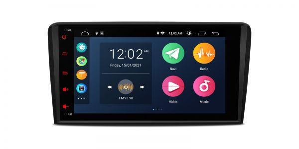 Audi | A3 / S3 / RS3 | Android 10 | Quad Core | 2GB RAM & 32GB ROM | PSA80A3AL