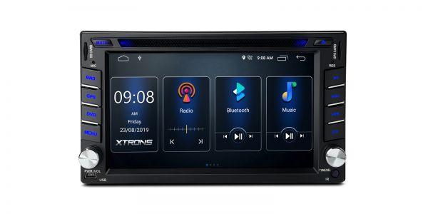 Nissan | Verschiedene | Integrierter DSP |Android 10 | 2GB RAM & 16GB ROM | PSD60UNN