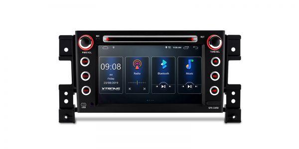 Suzuki | Grand Vitara | Android 10 | Quad-Core | 2GB RAM & 16GB ROM | PSD70GVS