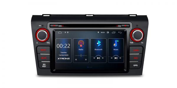 Mazda 3 | Haupteinheit | Integrierter DSP | Android 10 | 2GB RAM & 16GB ROM | PSD70M3M