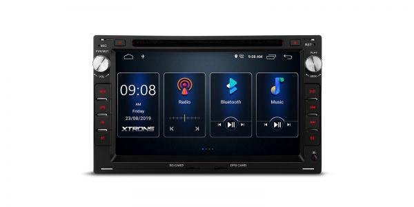 VW / SEAT / SKODA | Verschiedene | Integrierter DSP |Android 10 | 2GB RAM & 16GB ROM | PSD70MTW