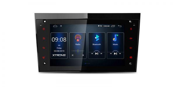 OPEL / VAUXHALL /Holden | VERSCHIEDENE | Android 10 | Quad-Core | 2GB RAM & 16GB ROM | PSD70VXL