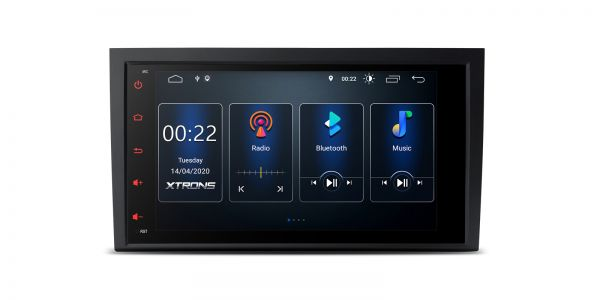 Audi / SEAT | Verschiedene | Integrierter DSP |Android 10 | 2GB RAM & 16GB ROM | PSD80A4AL