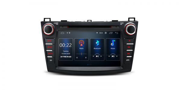 Mazda 3 | Vollständiger Cinch-Ausgang | Integrierter DSP | Android 10 | 2GB RAM & 16GB ROM | PSD80NM3M