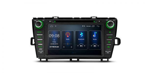 Toyota | Prius | Android 10 | Quad-Core | 2GB RAM &16GB ROM | PSD80PST-RB