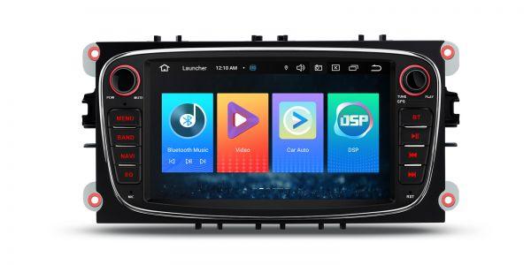 Ford | Verschiedene | Android 10 | Quad-Core | 2GB RAM & 32GB ROM | PSF70FSFL_B