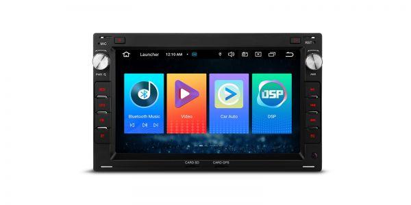 Volkswagen / Seat / Skoda   Verschiedene   Android 10   Quad-Core   2GB RAM & 32GB ROM   PSF70MTWL