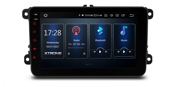 VW / SEAT / SKODA   Verschiedene   Android 10   Quad-Core   Cortex A35   2GB RAM 32GB ROM   PSN80MTVLS