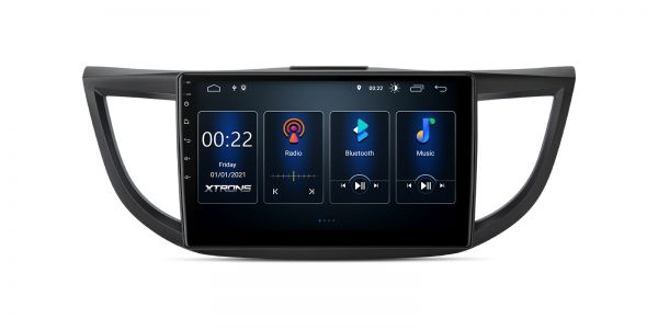 Honda   CR-V   Android 10   Quad Core   2GB RAM & 32GB ROM   PSP10CRNH