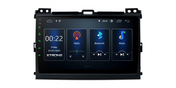 Toyota / Lexus | Verschiedene | Android 10 | Quad Core | 2GB RAM & 32GB ROM | PSP90CRT