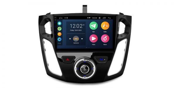 Ford | Focus | Android 10 | Quad Core | 2GB RAM & 32GB ROM | PSP90FSF