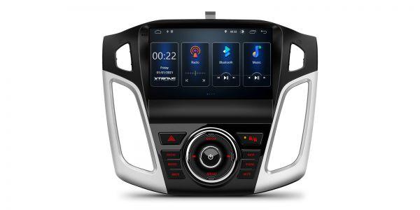 Ford | Focus  | Verschiedene | Android 10 | Quad Core | 2GB RAM & 32GB ROM | PSP90FSFB