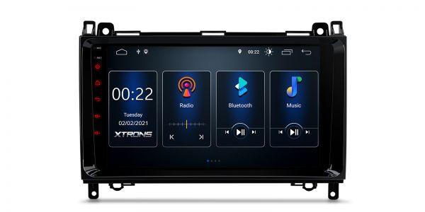 Mercedes-Benz | Verschiedene | Android 10 | Quad Core | 2GB RAM & 32GB ROM| PSP90M245