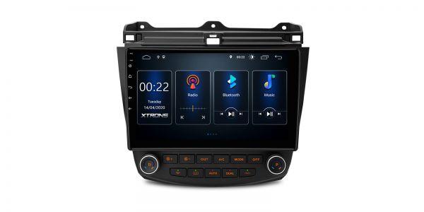 Honda | Accord | Android 10 | Quad-Core | 2GB RAM & 16GB ROM | PST10ACHN_L2