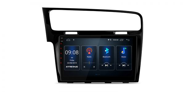 Volkswagen | Golf | Android 10 | Quad-Core | 2GB RAM &16GB ROM | PST10GFV-LB