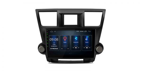 Toyota | Verschiedene | Android 10 | Quad-Core | 2GB RAM &16GB ROM | PST10HDT