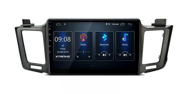 Toyota | RAV4 | Android 10 | Quad-Core | 2GB RAM &16GB ROM | PST10RVT_L
