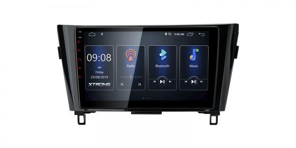 Nissan | Verschiedene | Android 10 | Quad-Core | 2GB RAM & 16GB ROM | PST10XTN