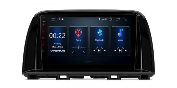 MAZDA | CX-5 | Android 10 | Quad-Core | 2GB RAM & 16GB ROM | PST90CX5M