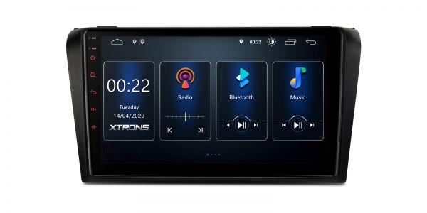 Mazda 3 | Haupteinheit | Integrierter DSP | Android 10 | 2GB RAM & 16GB ROM | PST90M3M
